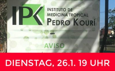 Gesundheit für Cuba und die Welt! Über das Gesundheitswesen in Cuba und solidarische Gesundheitshilfe aus Cuba